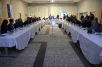 BEYIN FıRTıNASı - Kış Turizm Koridoru Çalıştayı'nın 2'Nci Strateji Ve Eylem Planı Görüşüldü