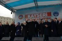 ESTETIK - Melikgazi Belediyesinin 5 Ayrı Yatırımı Hizmete Açıldı…