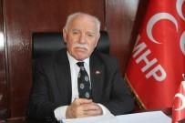 CUMHURIYET - MHP İl Başkanı Erdem'den Ağbaba'ya Tepki