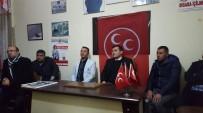 SİYASİ PARTİ - MHP Sultanhisar İlçe Yönetimi İlk Toplantısını Yaptı