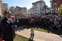 TAKSİM GEZİ PARKI - Muratpaşa'da 4 Parkın Açılışı Yapıldı