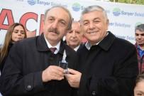 SARIYER BELEDİYESİ - Nene Hatun'un Adı Tarabya'da Yenilenen Parka Verildi