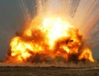Nusaybin'de patlama: Ölü ve yaralılar var
