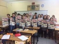 ÖMER CAN - Öğrencilerden Okul Gazetesi