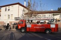 HEREKE - Okulun Kazan Dairesindeki Duman İtfaiyeyi Harekete Geçirdi