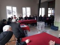 EDIP ÇAKıCı - Osmaneli Kaymakamı Çakıcı, 'Kadın Çiftçilerimiz İçin Örtü Altı Sebze Yetiştiriciliği' Kursunu Ziyaret Etti