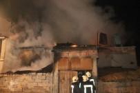 AKBELEN - (ÖZEL) Konya'da Müstakil Evde Yangın
