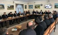 MUSTAFA YAŞAR - Rektör Prof. Dr. Refik Polat'tan Eflani'ye Ziyaret