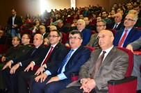 EKONOMIK KRIZ - Rusya Federasyonu Milli Güvenlik Akademisi Başkan Yardımcısı Talat Enveroviç Çetin Açıklaması