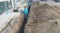 CENGIZ TOPEL - Saruhanlı Caddeleri Yağışlara Hazırlanıyor