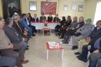 SOSYAL DEMOKRAT - Selçuk Kent Konseyi Üyelerinden CHP'ye Ziyaret