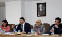 DOĞU AKDENİZ - Silifke Belediye Meclisi, 2016 Yılının Son Toplantısını Yaptı