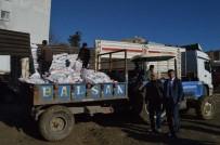 Şırnak'ta 9 Bin Aileye 9 Bin Ton Kömür Dağıtılıyor