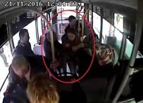 HALK OTOBÜSÜ - Şoför ve yolcular seferber oldu!