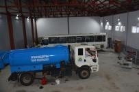 Tatvan Belediyesinin Tamir Atölyesi Hizmete Girdi