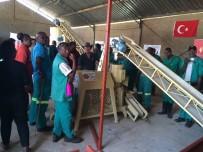 NAMIBYA - TİKA, Namibya'da Yem Üretim Tesisi Kurdu