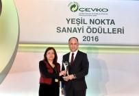 AMBALAJ ATIKLARI - Tofaş'a Çevko'dan Yeşil Nokta Sanayi Ödülü