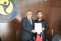 YÜKSEKÖĞRETIM KURULU - Toros Üniversitesi Öğrencilerine YÖK Başkanından Tebrik Mektubu
