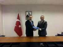 MAHMUT ŞAHIN - Trakya Kalkınma Ajansı NKÜ Arasında İşbirliği Protokolü