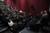 MEHMET USTA - Ünlü Yönetmen Derviş Zaim Gençlere Sinema Sektörünü Anlattı