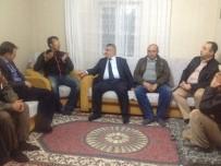 UZMAN ÇAVUŞ - Vali Aykut Pekmez Yaralanan Uzman Çavuş Asım Yiğit'i Ziyaret Etti