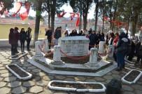 NAMIK KEMAL - Vatan Şairi Namık Kemal Mezarı Başında Anıldı