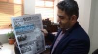 Yerel Gazeteden Dolarını Bozdurana Bedava Reklam