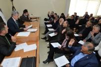 BELEDİYE MECLİSİ - Yeşilyurt Belediye Meclisi 2016 Yılı Çalışmalarını Tamamladı
