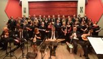 SES SANATÇISI - Yunusemre TSM Korosundan Unutulmaz Konser