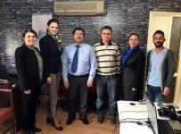 SOSYAL SORUMLULUK - AK Parti Aydın Kadın Kollarından İHA'ya Ziyaret