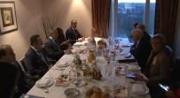 KıBRıS - Akıncı Steinmeier İle Görüştü