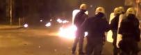 POLİS - Atina Sokakları Karıştı !