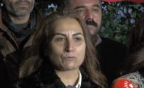 AYSEL TUĞLUK - Aysel Tuğluk, Figen Yüksekdağ'ı Ziyaret Etti