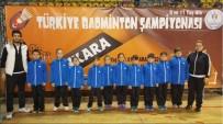 TÜRKİYE - Badminton'ta Edirneli Sporcular Derecelerle Döndü