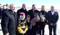 İBRAHIM KARAOSMANOĞLU - Bakan Özhaseki Ve Başkan Karaosmanoğlu, Mardin'de Temaslarda Bulundu