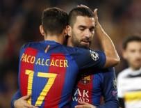 BARCELONA - Barcelona'da Arda tarihe geçti! 3 gol birden...