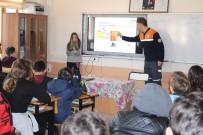 AFET BİLİNCİ - Bartın AFAD'dan Öğrencilere Doğal Afet Eğitimi
