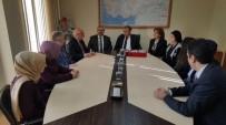 HÜSEYIN CAN - Başkan Baran, Körfezli Öğrencilere Ödüllerini Takdim Etti