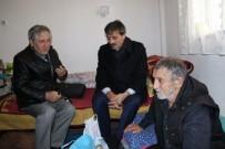 YUSUF ALEMDAR - Başkan Yusuf Alemdar Ziyaretlerini Sürdürüyor