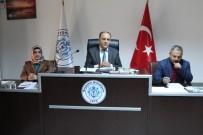 KALDIRIM İŞGALİ - Beyşehir Belediye Meclisi Toplandı