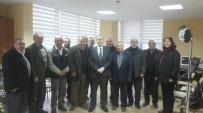 EMNİYET MÜDÜRÜ - Bilecik İl Emniyet Müdürü Ertuğrul Namal'dan Muhtarlar Derneğine Ziyaret