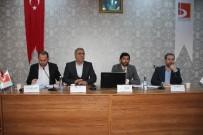 İLİM YAYMA CEMİYETİ - Bilecik'te '15 Temmuz Darbe Girişimi, Yeni Anayasa Ve Başkanlık Sistemi' Paneli