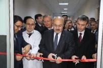 LABORATUVAR - Bingöl'de Halk Sağlığı Laboratuvarı Açıldı