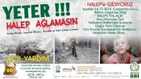 İNSANİ YARDIM KORİDORU - Bitlisliler 'Halep'e Yol Açın' Konvoyuna Katılacak