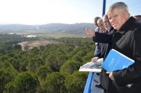 BUSKİ'den Uludağ Üniversitesi'ne 10 Bin Metreküplük Su Deposu