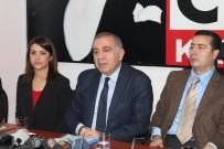 CHP'li Gürsel Tekin Açıklaması 'CHP'nin Fıtratı FETÖ'ye De Cemaatlere De Uymaz'
