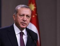 YASİN AKTAY - Erdoğan, Irak Türkmen heyetini kabul etti