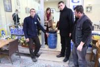 GERİ DÖNÜŞÜM - Edirne'de Atık Yağlar Geri Dönüşüme Kazandırılıyor