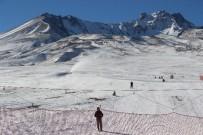 KAYAK SEZONU - Erciyes'te Kayak Sezonu Hafta Sonu Açılıyor