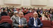 ÇEKİLİŞ - ERÜ'de 'Finans Zirvesi' Düzenlendi